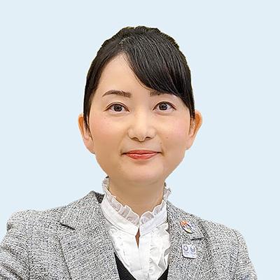織田 友理子(おだ ゆりこ)