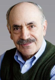 ロバート・ワインバーグ教授 (顔写真はいずれも国際科学技術財団提供)
