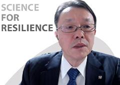 2月12日、日本記者クラブ主催のオンライン形式の勉強会(記者ゼミ)で科学担当記者らに「東日本大震災から10年-地震防災の今の課題」を講義する平田直氏