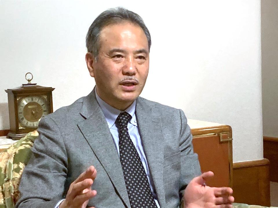 「あの時」から10年-「震災伝承」を広め、未来へ活動を続ける大切さを説くー武田真一氏
