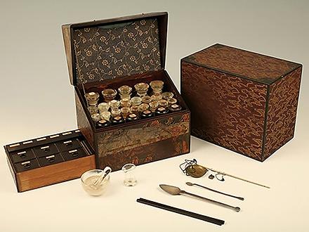 緒方洪庵が残した「開かずの薬瓶」、ミュー粒子で中身を特定 阪大など