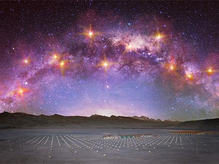 謎の最強天体「ペバトロン」銀河系内に存在 日中が決定的証拠つかむ