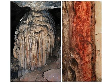 世界最古級「壁画」の描き手はネアンデルタール人 ヒトの創作活動の起源をたどる