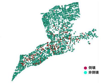 衛星画像と都市データを解析し、地震被害を高精度に把握するAI 山梨大が開発
