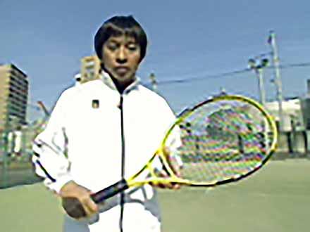アスリート解体新書 (3)テニス スピードと戦う