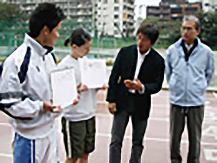 アスリート解体新書 (4)陸上・短距離 20分の特訓で速くなる!?