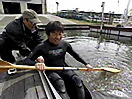 アスリート解体新書 (10)カヌー・フラットウォーターレーシング 水の上の死闘
