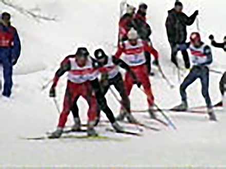 アスリート解体新書 (12)クロスカントリースキー スキーの原点