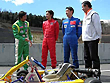 アスリート解体新書 (15)カーレース 速さを生み出すトレーニング