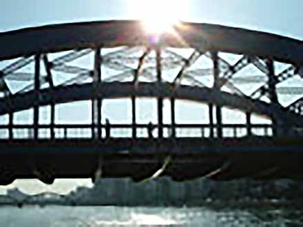 橋造りの技術を訪ねて