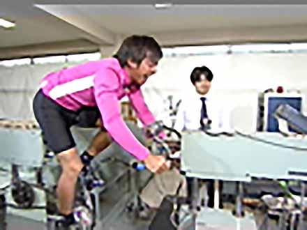 アスリート解体新書 (22)自転車競技 〜高速の力学〜