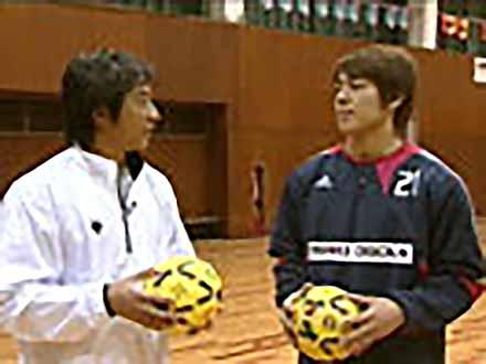 アスリート解体新書 (23)ハンドボール 〜ゼロから放つ力〜