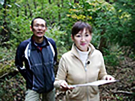 地図物語 (9)地図を片手に山野をかける オリエンテーリング
