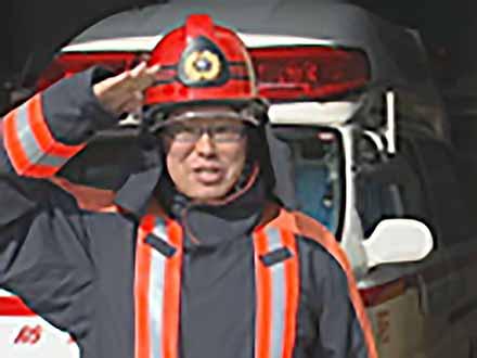 あなたの知らないセンイ (4)消防士を守る難燃センイ