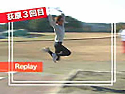 アスリート解体新書 (27)走り幅跳び 〜世界記録はこうして生まれる〜