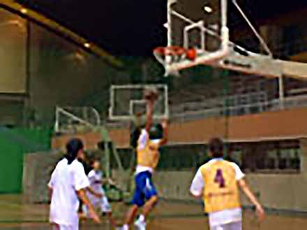 アスリート解体新書 (31)バスケットボール 〜脚筋力がゲームを制す〜