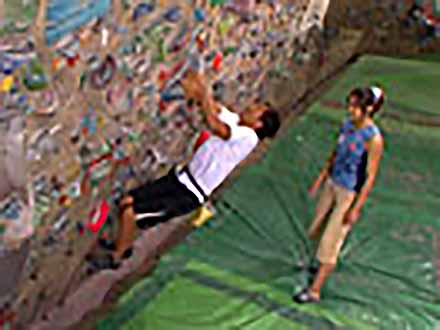 アスリート解体新書 (33)スポーツクライミング 〜省エネで壁を制す〜