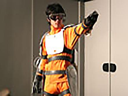 POWER RIDER (5)最終話 PR vs TK 最後の戦い