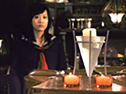 elements〜メンデレーエフの奇妙な棚〜 (3)炎の正体〜酸素〜