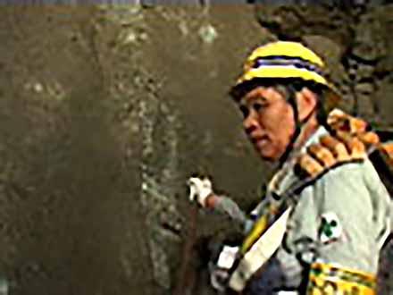 """匠の息吹を伝える〜""""絶対""""なき技術の伝承〜 (19)安全性を貫いて3万m〜山岳トンネル掘削〜"""