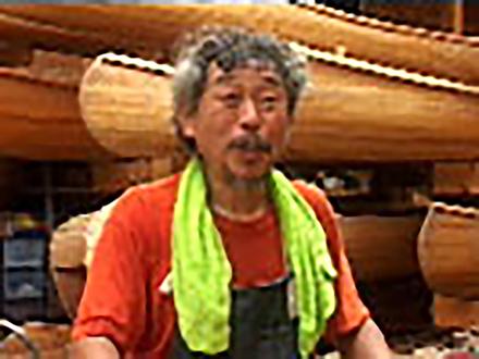 """匠の息吹を伝える〜""""絶対""""なき技術の伝承〜 (92)手作りカヌーで林業再興!〜木製カヌー製作〜"""