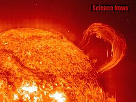 サイエンスニュース2011(新着情報) (5)太陽プロミネンスのバブルの謎を解明