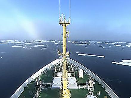 サイエンスニュース2011(新着情報) (6)北極オゾンホールが観測史上最大規模に