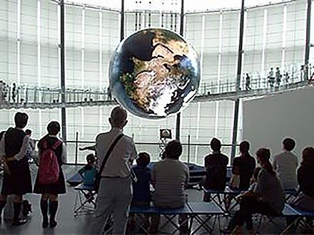 サイエンスニュース2011(新着情報) (11)日本科学未来館リニューアルオープン