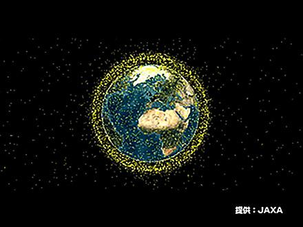 サイエンスニュース2011(新着情報) (35)宇宙での「衝突事故」を防ぐ!スペースガードの取り組み