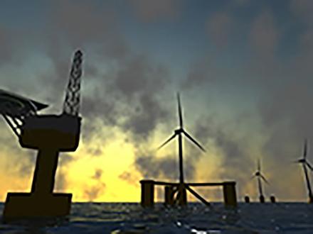 サイエンスニュース2014 福島沖に巨大風車出現!世界を目指す洋上風力発電(2014年5月30日配信)