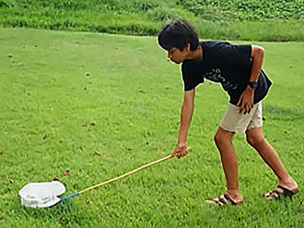 全国こども科学映像祭受賞作品 (100)H28年度第15回佳作中学生部門『すごいぞ!100m以上飛ぶバッタのひみつ!パートⅣ』