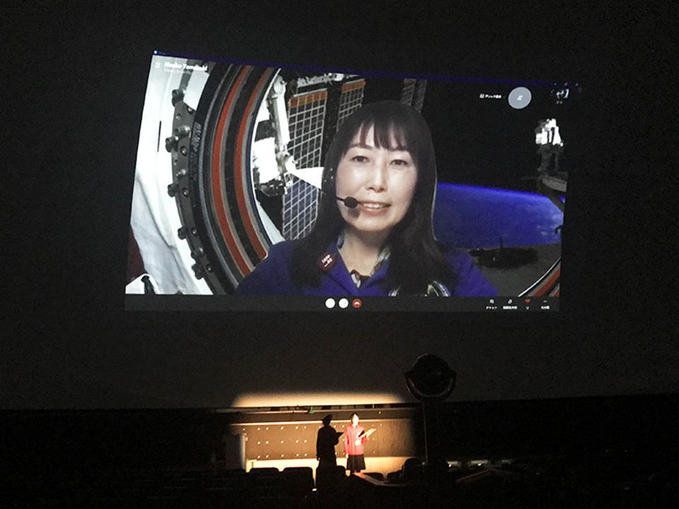 宇宙での暮らしから学ぶコロナ禍の乗り切り方 山崎直子宇宙飛行士・講演会レポート