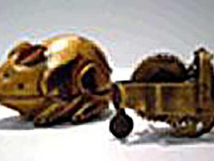 江戸時代からの古き技術と現代のロボット研究ー 第3回「庶民の中のからくり人形」