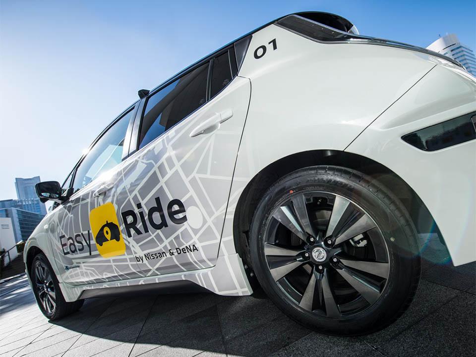 人の暮らしを変える自動運転技術
