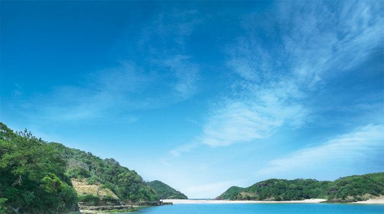 辰ノ島 (画像提供:壱岐市)