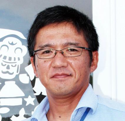 壱岐市役所 企画振興部政策企画課 主幹 小川和伸さん