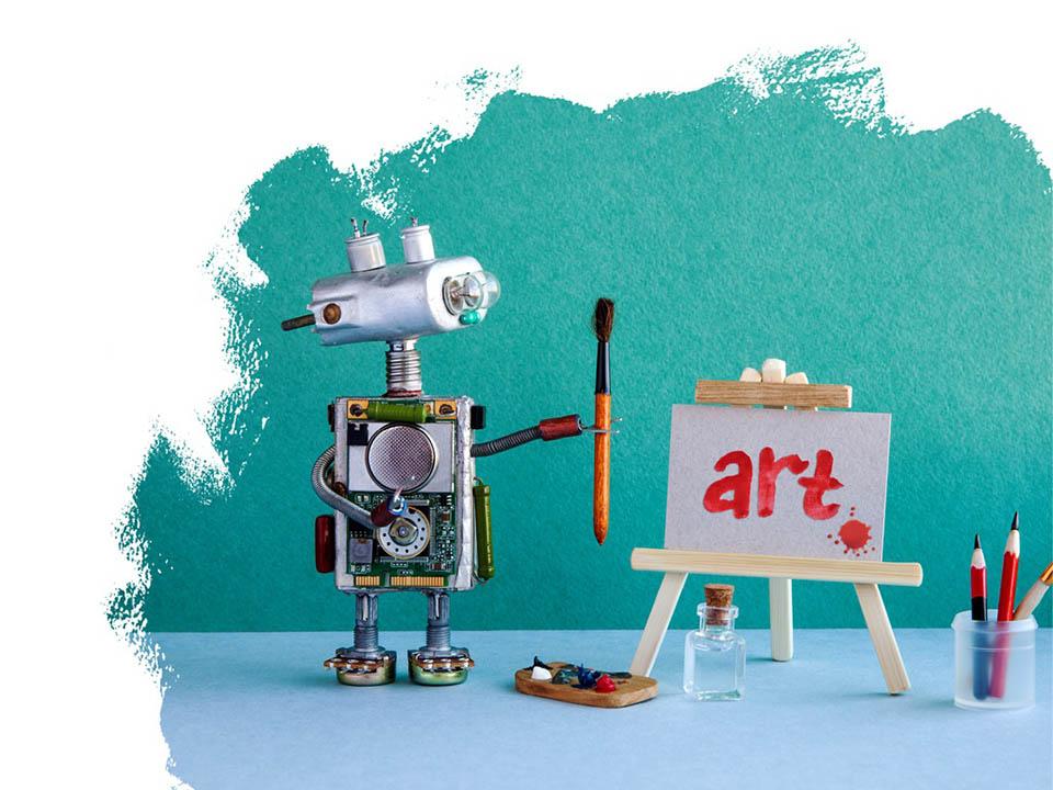テクノロジーで広がるアートの可能性