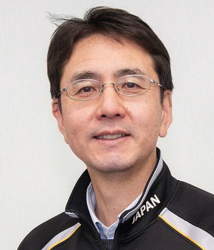 国立スポーツ科学センター スポーツメディカルセンター 心理グループ先任研究員 立谷 泰久さん
