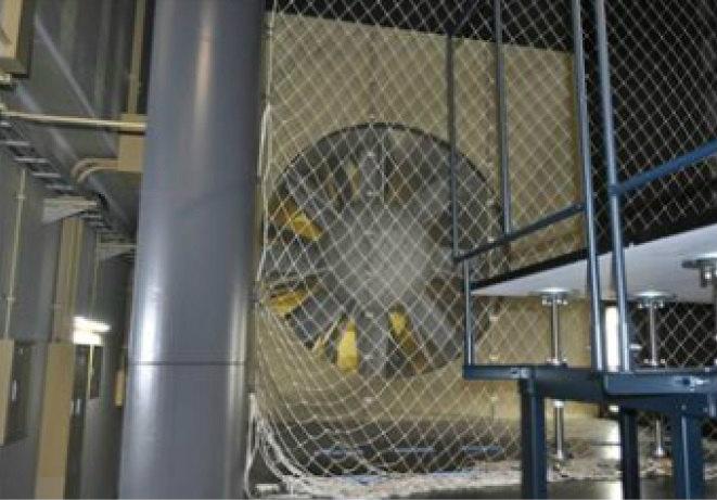 風洞実験棟 画像提供:ハイパフォーマンスセンター