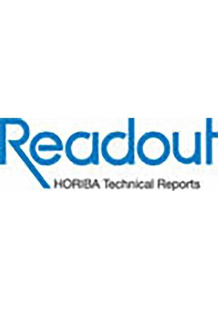 Readout(HORIBA)