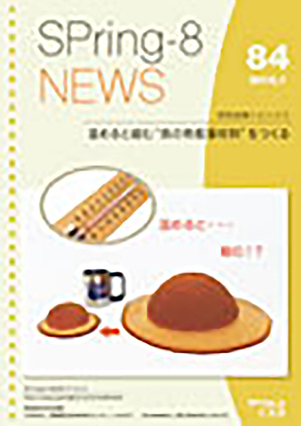 SPring-8 News(高輝度光科学研究センター)