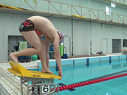 スポサイ (5)水泳【中編】トレーニングの科学