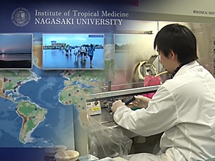 サイエンス・ピックアップ (25)長崎大学熱帯医学研究所「感染症の今と、熱帯医学ミュージアム」