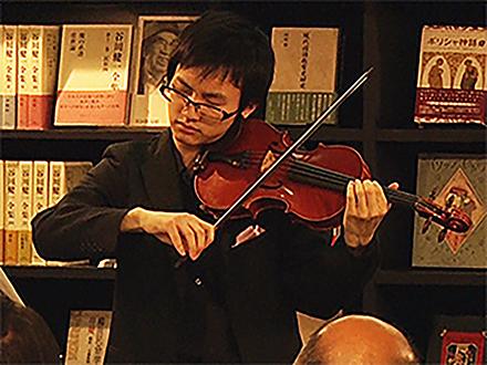 サイエンス・ピックアップ (26)サイエンスカフェ「ヴァイオリンの科学!?」開催
